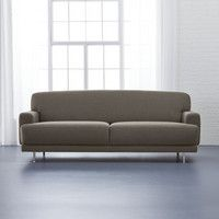 CB2 - March Catalog 2016 - Blvd. Sofa