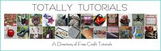 more sewing and craft tutorials than I can ever get to.   A roundup from all over, amazing to me that there are so many blogs I hadn't known of since I have hundreds of them bookmarked.