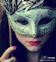 masquerade party soon?