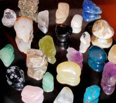 Crystal Healing Therapy: An Alternative Medicine Technique - Crystals and Their Healing Properties