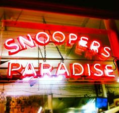 Take a snoop in Snoopers Paradise. | 51 Things You Simply Must Do In Brighton