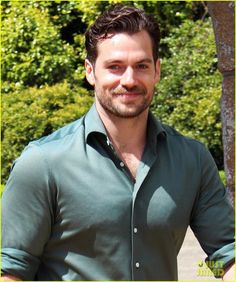 Henry Cavill ~ Siempre guapo... ❤❤❤❤❤❤❤❤❤❤❤❤❤❤ (Jersey ~ May, 2017)
