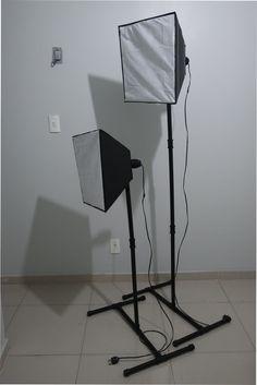 DIY Softbox | Blog Daiane Barbosa