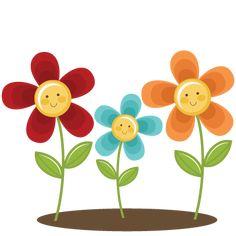 Summer Flowers SVG scrapbook title summer svg files sun svg file flower svg file cute svg cuts free svgs