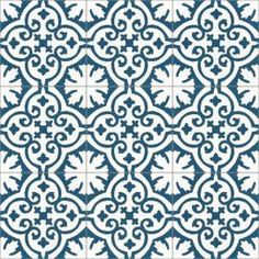 Antique cement tiles   MOSAIC DEL SUR  Pattern 10200
