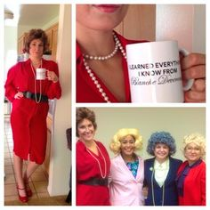 The Golden Girls | This Year's 38 Best '80s Themed Halloween Costumes