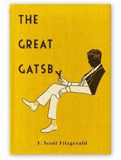 The Great Gatsby - I know a lot of people hated reading it in school, but I did (and still do) dig it.