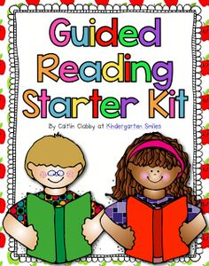 Kindergarten Smiles: Starting up Guided Reading - there are some Really great guided reading lesson ideas on this page!