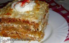 Ezeket a finomságokat hóvégén is bevállalhatod! Lasagna, Food And Drink, Tasty, Ethnic Recipes, Casseroles, Instagram, Dios, Essen, Casserole Dishes