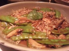 Bean Curd with Snow Peas Picture Courtesy: Culinary Muse