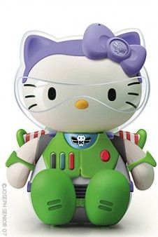 Hello Kitty Toy Story
