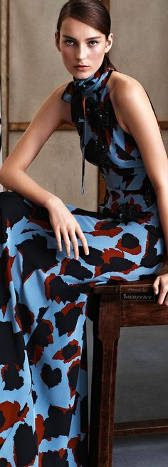 Gucci    Pre-Fall 2015    Obsessed with the Dress
