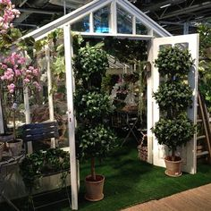 【bloomrhome】さんのInstagramをピンしています。 《Welcome in to our lovely Victorian Greenhouse ... #Bloomr #silkflowers #silkplants #artificialflowers #artificialplants #fauxflowers #fauxflorals #silkorchids #orchids #silkroses #roses #pots #pottery #vase #vases #flowers #florals #flowerarrangements #trees #plants #greenhouse #cherryblossoms #blossoms》