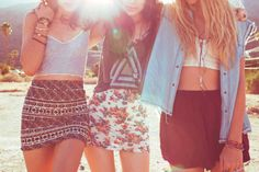 cute summer teen clothes girls beach | girls teenagers summer summer 2012 skirts fashion beach