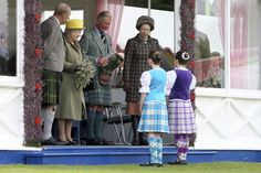 Princess Anne and Prince Charles Photos - British Royals watch ...