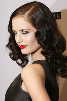 30s style by Eva Green