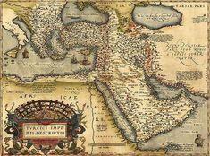 Map of Ottoman Empire - WestmountMag.ca