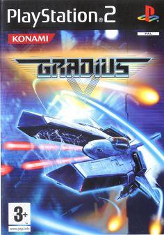 Box art by Hidetaka Tenjin | 2004 | Konami.