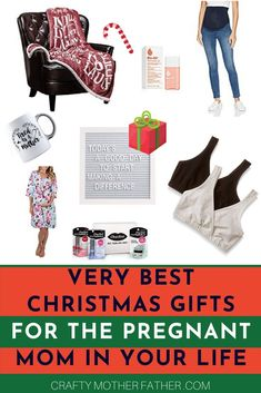 This Christmas get your pregnant wife the gifts she will love. With Christmas gifts for your pregnant wife you can't go wrong choosing one of these. Winter Maternity Photos, Fall Maternity, Gifts For Pregnant Wife, Pregnant Mom, Christmas Mom, Babies First Christmas, Baby Tips, Baby Hacks, Christmas Pregnancy Photos