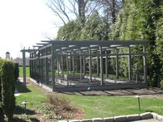 16 x 36 fully enclosed garden system