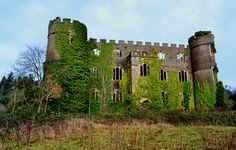 Ruperra Castle Conservation Trust are  currently working hard to find a solution to halt the demise of this beautiful building.