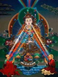 Guru Rinpoche photo spéciale - Guru Rinpoché Padmasambhava