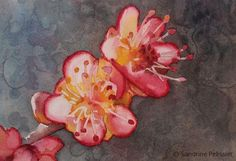 How to make your watercolor paintings pop with pastels   ARTiful: painting demos
