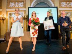 May 26, 2016... ♥•✿•QueenMaxima•✿•♥..Queen Maxima presents the Appeltjes van Oranje 2016 award