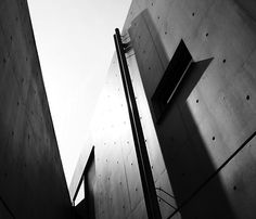 The Church of Light by Tadao Ando Fallow