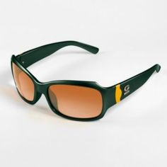 Who are we kidding I like them both. Not my style but I love my Packers. Maxx HD Green Bay Packers Bombshell Sunglasses - Women