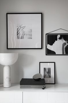 Photo wall, styling and photo ©elisabeth heier