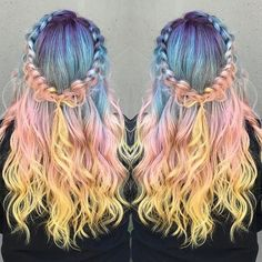 Easy braid styles are fun to do, this gives also a chance to bring together the close friends and family members to try out new and old hairstyles