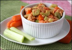 Hungry Girl's Hot 'N' Cold Buff Chick Scoopable Salad