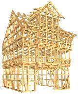 1000 ideas about fachwerkhaus bauen on pinterest for Fachwerkhaus bauen