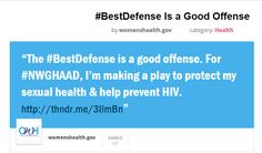 Join the Thunderclap to share the word on March 10.  https://www.thunderclap.it/projects/37375-bestdefense-is-a-good-offense?locale=en