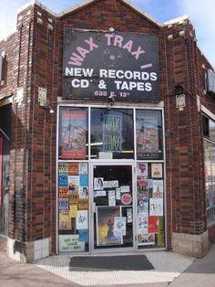 record stores i 39 ve been to on pinterest portland vinyls and music. Black Bedroom Furniture Sets. Home Design Ideas
