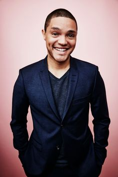 """Trevor Noah on the """"reintroduction"""" of 'The Daily Show.'"""