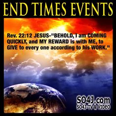 End Times Events Jesus Returns at His Second Coming - SO4J-TV - SO4J.com
