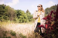 Herbstliche Outfits #News #Fashion