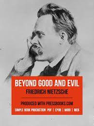 Kuvahaun tulos haulle Beyond Good and Evil book