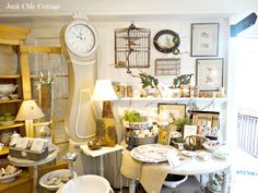 Junk Chic Cottage: Part 2 visiting Concord Ma. and Wendy's Nesting Shop