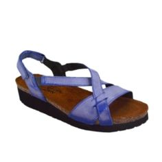 NAOT - BERNICE - SKY BLUE #naot comfort shoes www.ShoeSpaUSA.com