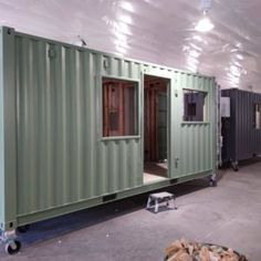 Relevant Buildings in Canby Oregon designs and builds beautiful energy efficient homes out of shipping containers. Take a look at our process and call us at to schedule your tour of our container homes. Canby Oregon, Container Cabin, Energy Efficient Homes, Shipping Container Homes, Radiators, Building A House, Shed, Home Appliances, Outdoor Structures