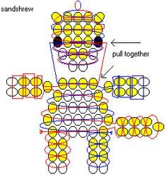 Sandshrew from Pokemon