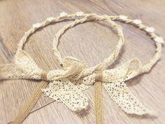 Στέφανα γάμου ρομαντικό vintage... Save The Date, Diy Wedding, Crochet Necklace, Jewels, Inspiration, Vintage, Biblical Inspiration, Crochet Collar, Bijoux