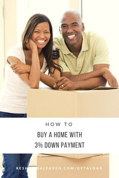 There is a program to buy a home with no down payment. Learn more at http://www.reshawnaleaven.com