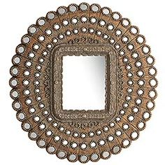 | Copy Cat Chic | chic for cheap: Mecox Gardens Peacock Mirror