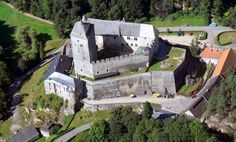 Kost Castle - Constructed in 1349.