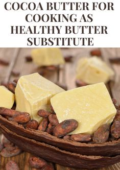 Cocoa Butter For Cooking, Cacao Butter Recipes, No Cook Desserts, Delicious Desserts, Dessert Recipes, Vegan Desserts, Dessert Ideas, Watermelon Nutrition Facts, Healthy Nutrition