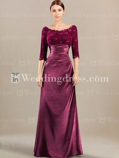 discount mother of the bride dresses_Claret
